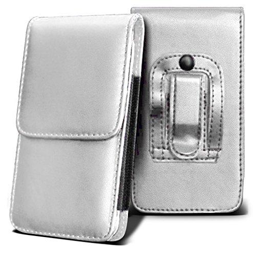 platinum leather hip case - 4
