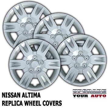 Amazon 2005 2006 Nissan Altima 16 Silver Wheel Covers Factory