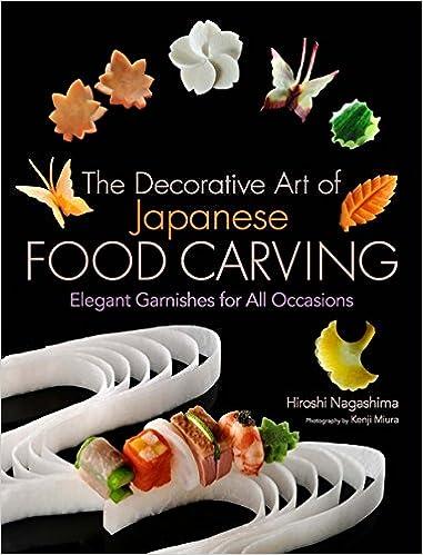 Food art garnishing made easy pdf food art garnishing made easy the decorative art of japanese food carving elegant garnishes for food art garnishing made easy pdf forumfinder Images