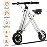 BuySevenSide Urban E-Bike And Folding Electric Scooter