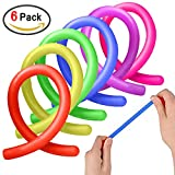 Eholder ADHD Fidget Toys, Autism Stress Anxiety Relief Sensory Fidget Stretchy String Toy for Relaxing Calming Adult Men or Women, Boys & Girls Kids with OCD,ADD,Fiddle Toys