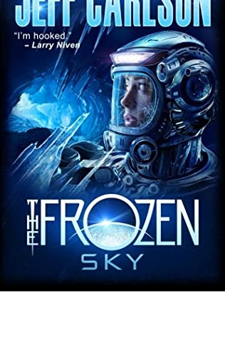 book cover of The Frozen Sky