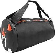 Meister Mesh Duffel Backpack Dive Bag w/Dry Pocket for Scuba & Snorke