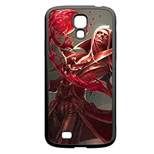 Vladimir-001 League of Legends LoL Iphone 4/4S Rubber Black