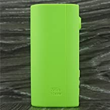 Silicone Case for eLeaf iStick 40W TC box mod Case Wrap Cover (green)