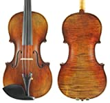 Generic Full Size 4/4 Professional Handmade Violin Old Spruce Antique Oil Varnish