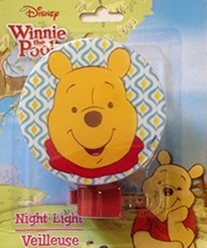 (Children Character Themed Night Lights (Winnie the)