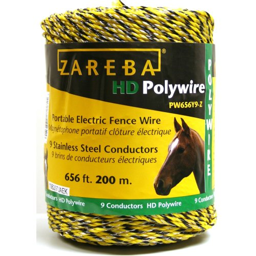 Zareba Wire Fencing - 8