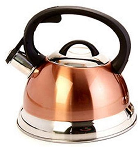 kettle whistling copper - 9