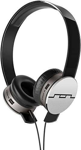 SOL REPUBLIC Tracks HD On-Ear Headphones Black