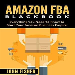 Amazon FBA Blackbook Audiobook