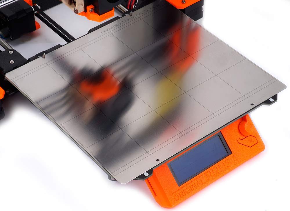 FYSETC Impresora 3D MK3 Hoja de acero de resorte, plataforma de ...