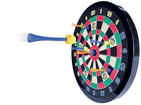 Doinkit Darts - Magnetic Dart Board (Large Needle Point Set)