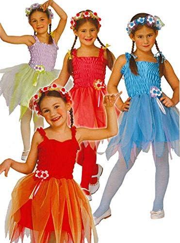 WIDMANN S.R.L. Disfraz Hada Bailarina de 4 Colores: Widmann s.r.l. ...