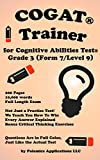The Cognitive Ability Trainer, Practice Test and Training Guides for the Grade 3 Cognitive Abilities Test  (Level 9/ Form 7)