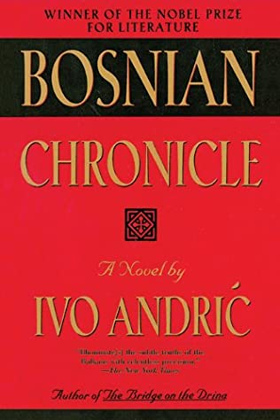 book cover of Bosnian Chronicle
