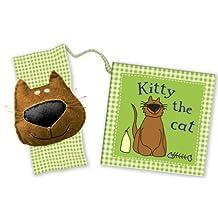 Buddy Books Backseat - Kitty the Cat