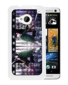Beautiful and Attractive For SamSung Note 4 Case Cover Case with Attack on Titan 1 White Cover