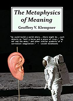 The Metaphysics of Meaning by [Klempner, Geoffrey]