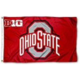 College Flags and Banners Co. Ohio State Buckeyes Big 10 Flag