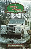 The Land Rover, Graham Robson, 0715372033