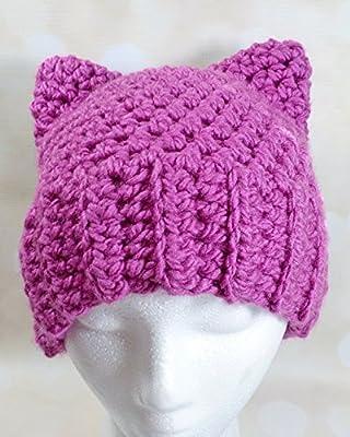 Pussy Hat Project, PussyCat hat, Pink Pussyhat