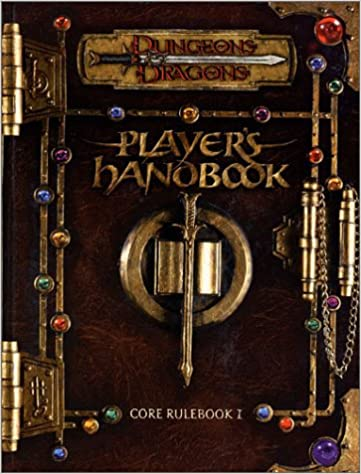Dungeons & Dragons Player's Handbook: Core Rulebook I: Monte Cook