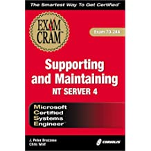 MCSE Supporting and Maintaining NT Server 4 Exam Cram
