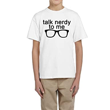Can talk nerdy to me girl