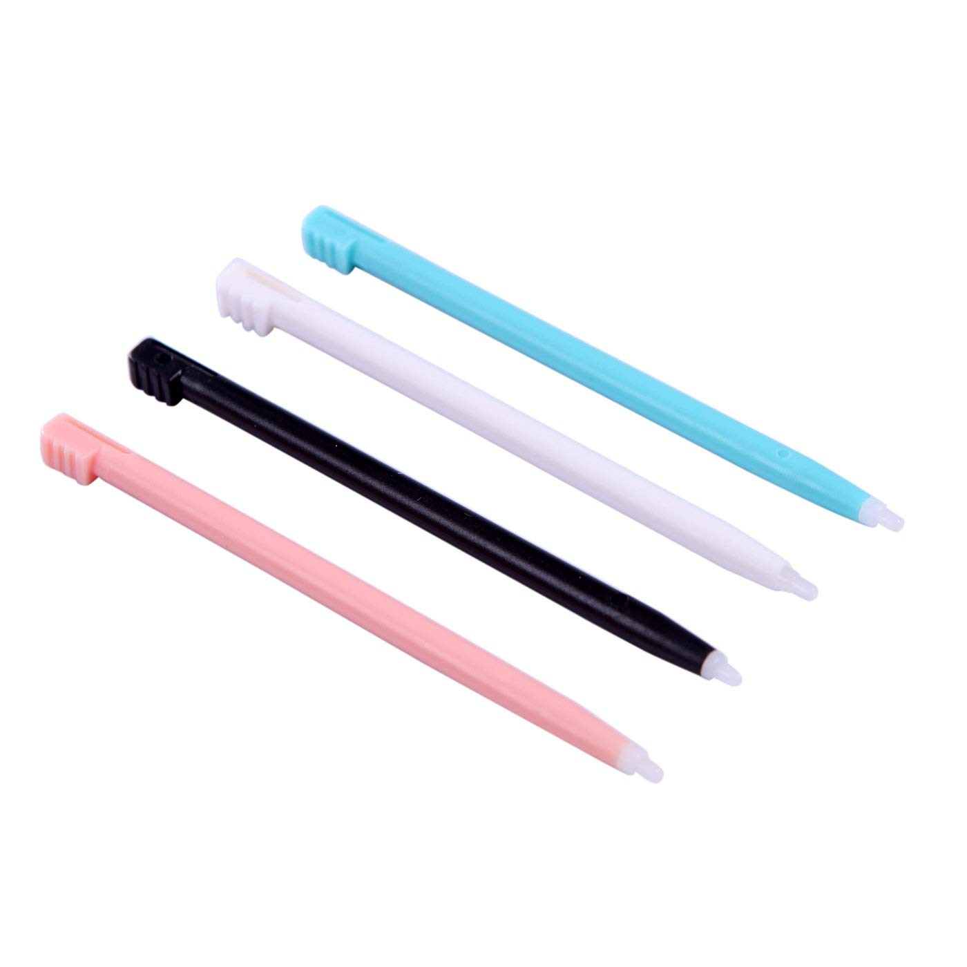 4 Pack of Stylus Pens Compatible with Nintendo DSi and DS Lite Touch Screen (NDSi and DSL) - 4 Pack in 4 Colours