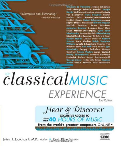The Classical Music Experience With Web Site: Discover the Music of the World's Greatest ()