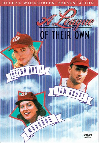 DVD : A League of Their Own (Widescreen)