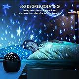 KINGWILL Star Night Light Projector for