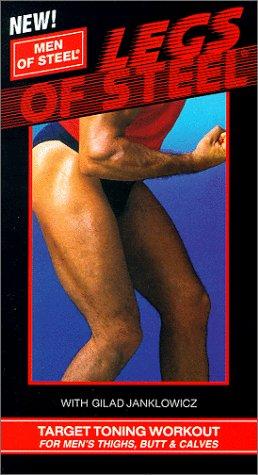 Steel Vhs - Men of Steel: Legs of Steel [VHS]