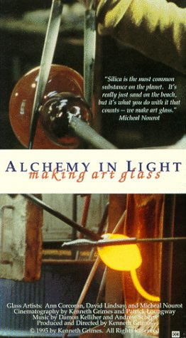 (Alchemy in Light:Making Art Glass [VHS])