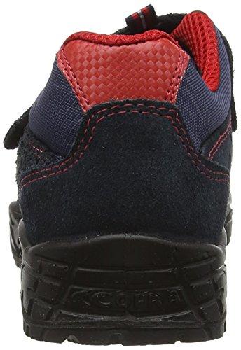 Cofra 22060-000.W39 Altimètre S1 P SRC Chaussure de sécurité Taille 39 Bleu/Orange