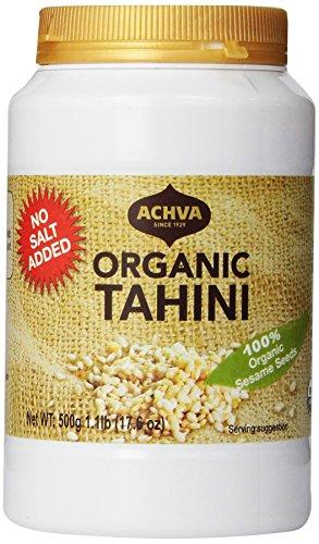 tahini organic - 1