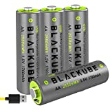 Best Usb Rechargeable Batteries - USB Rechargeable AA Batteries,Double A Lithium Batteries Review