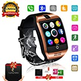 Bluetooth Smart Watch Touchscreen with Camera,Unlocked Watch