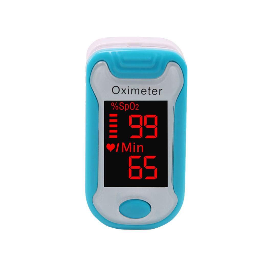 Cuidado de la salud Hogar Digital Clip de dedo Oxímetro Pulsómetro Monitorear en cualquier momento Salvaguarda la salud Su-luoyu