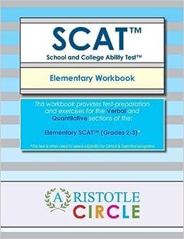 Elementary scattm workbook grades 2 3 aristotle circle elementary scattm workbook grades 2 3 aristotle circle 9780989155069 amazon books fandeluxe Images