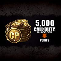 Call Of Duty: Black Ops 4 - Cod Points 5000 - PS4 [Digital Code]
