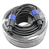 Speaker Cable With Speakons - Best Reviews Guide