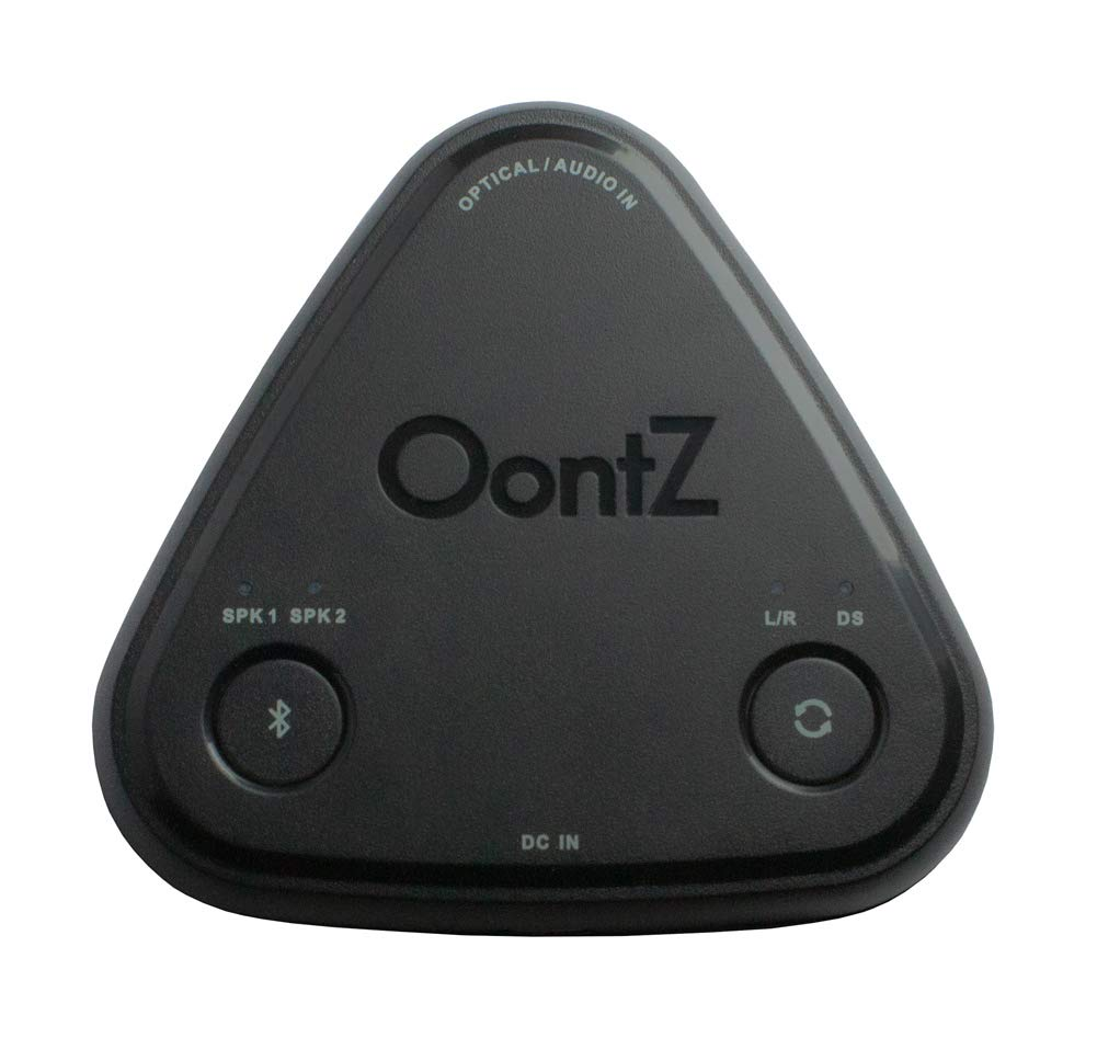 OontZ Bluetooth Adapter, Wireless Bluetooth Transmitter, TV Audio, Low Latency, 66 Ft Wireless Range, Works with OontZ Angle 3 RainDance, OontZ Angle 3 Ultra & OontZ Angle 3XL Ultra Bluetooth Speakers by Cambridge Soundworks
