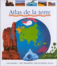 Atlas de la terre par Jean-Pierre Verdet