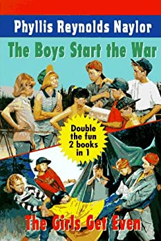Boys Start the War, the Girls Get Even 0440409713 Book Cover
