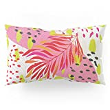 Society6 Memphis Style III Pillow Sham King (20'' x 36'') Set of 2