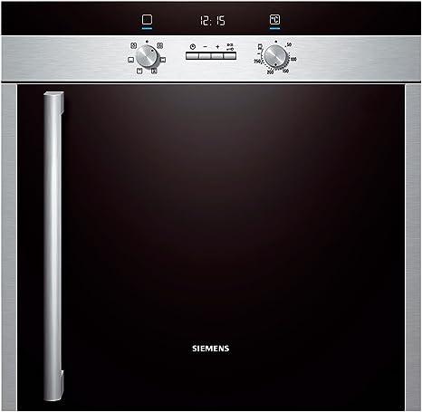 Siemens HB43RS551E - Horno Hb43Rs551E Con Apertura Lateral Derecha ...
