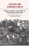img - for Lives of Their Own: Blacks, Italians, and Poles in Pittsburgh, 1900-1960 (Working Class in American History) book / textbook / text book