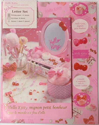 - [Hello Kitty] Letter set cosmetics